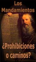 Los Mandamientos de la ley de Dios son 10