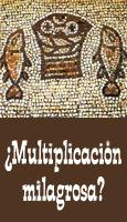 �Multiplicaci�n milagrosa?