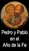Pedro y Pablo en el Año de la Fe