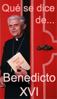 El rating de Benedicto XVI
