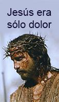 Jesús era sólo dolor: la flagelación