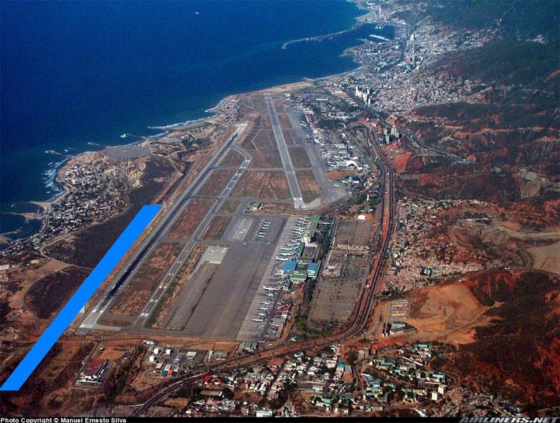 Aeropuerto Internacional Maiquet�a, Caracas