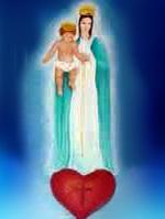 Virgen María, Madre de las almas consagradas