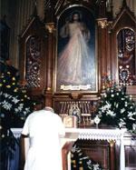 Santuario de la Divina Misericordia de Cracovia-Lagiewniki