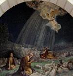 Campo y gruta de los pastores en Bel�n