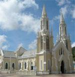 La Virgen del Valle en Margarita, Venezuela