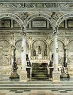 La Capilla de la tumba de San Antonio