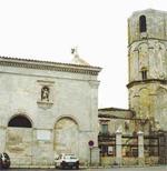Santuario Monte San Angelo (Gargano, Italia)