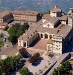 Santuario de la Virgen de La Guardia. G�nova, Italia