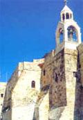 La Basílica de la Natividad en Belén